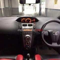 Toyota Yaris Trd Matic Diskon All New Kijang Innova 2012 Silver Mulus Ciamik