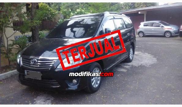 pajak all new kijang innova 2016 harga mobil grand avanza 2018 2012 toyota v diesel matic hitam panjang 1 th