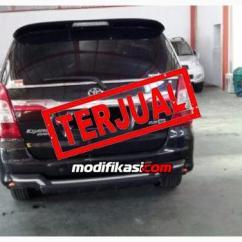 Grand New Kijang Innova V 2014 All Venturer Toyota 2 0 Mt Hitam Metalik