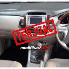 Grand New Kijang Innova V 2014 Veloz Vs Mobilio Toyota 2 0 Mt Hitam Metalik