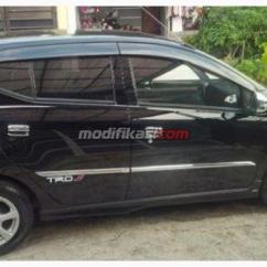 New Agya Trd Hitam Interior Innova Venturer 2014 Toyota Matic Warna Metalik Plat F Kab