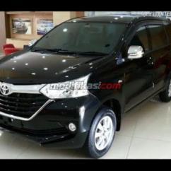 Modifikasi Grand New Avanza Hitam 1.3 Veloz A/t 2016 Toyota G Mt Dp Nyicil
