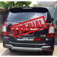 Pajak All New Kijang Innova 2016 Toyota Yaris Trd Parts 2012 Diesel A T Hitam Panjang Antik