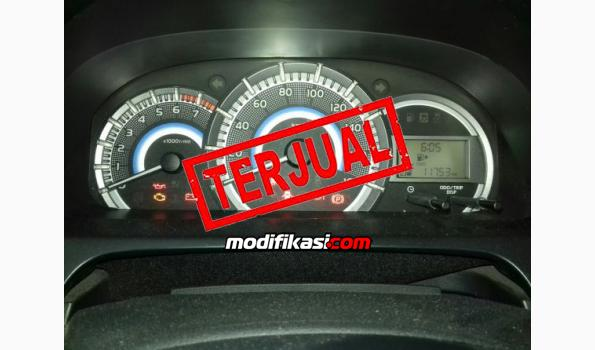 speedometer grand new veloz trunk lid avanza 2015 toyota 1 5 manual silver glass