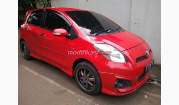 toyota yaris trd sportivo manual new agya g a/t 2012 s warna merah