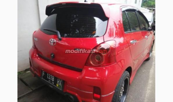 toyota yaris trd sportivo manual all new camry 2012 s warna merah