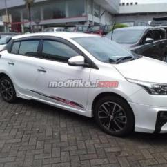 Toyota Yaris Trd Heykers Oli Mesin Grand New Avanza 2016 All Sportivo Ready Stock