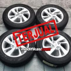 Velg Grand New Veloz 1.3 Gambar Mobil Avanza Oem Toyota 1 3