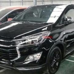 All New Innova Venturer Alphard Facelift 2017 Toyota