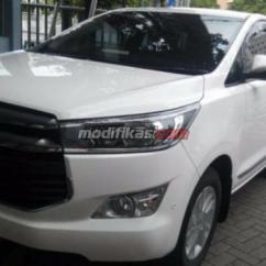 All New Toyota Kijang Innova 2018 Grand Avanza Vs Diesel Lux Kredit Harga Cicilan