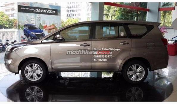all new kijang innova silver toyota yaris trd sportivo 2017 indonesia promo dan bonus menarik