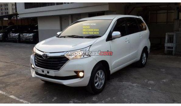 grand new avanza type e dan g oli matic 2017 toyota promo bonus super menarik