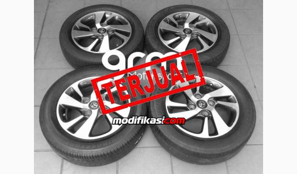 velg oem grand new veloz toyota yaris trd sportivo philippines 1 5