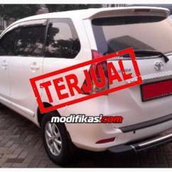 Grand New Avanza G 1.3 Putih Toyota Yaris Trd Heykers 2013 All 1 3 Mt