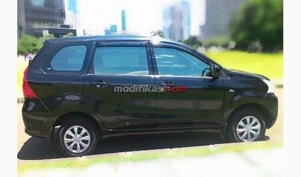 grand new avanza e 2015 modifikasi toyota tipe hitam manual
