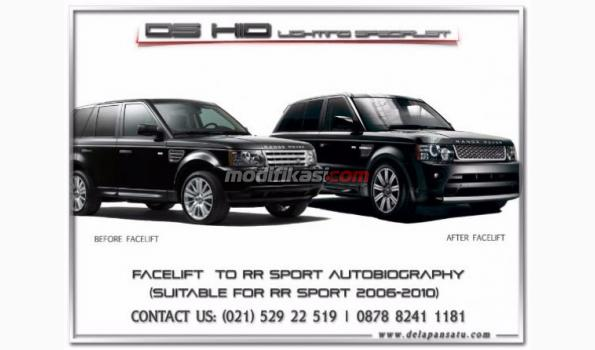 Range Rover Sport Facelift 2010 ( Autobiography )