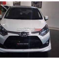New Agya Trd 2018 Grand Avanza Veloz Modifikasi 2017 Toyota 1 2 G At Sportivo