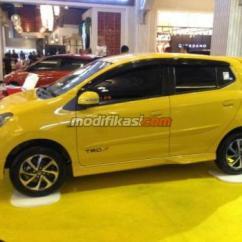 Warna New Agya Trd All Camry V6 2017 Toyota 1 2 Mt Yellow