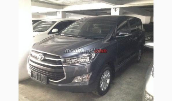 all new kijang innova g 2017 kelebihan grand avanza 2016 toyota 2 4 mt grey