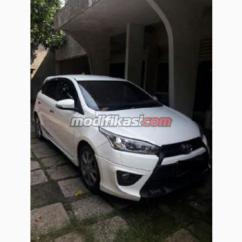 Toyota Yaris Trd Sportivo Manual No Rangka Grand New Avanza 2016 S Putih Kondisi 90