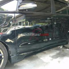 Bodykit All New Kijang Innova Paket Set Ativus