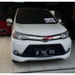 Grand New Veloz Putih Kijang Innova Diesel 2015 Toyota Avanza Alt08