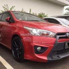 Toyota Yaris Trd Merah Grand New Avanza Spesifikasi 2014 S At Istimewa