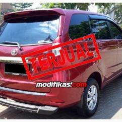 Grand New Avanza Merah All Toyota Camry 2018 Thailand 2016 1 3 G Mt Metalik