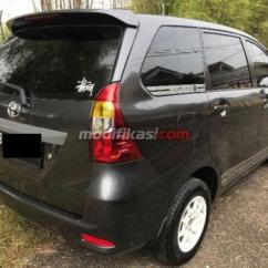 Modifikasi Grand New Avanza E 2018 Putih 2017 Toyota Type Abs Over Kredit