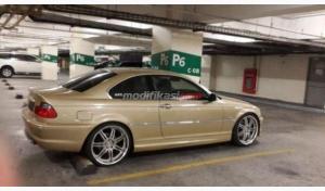 2000 BMW E46 Coupe 328ci Champagne Gold 2000