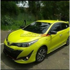 Toyota Yaris Trd Sportivo Cvt Grand New Avanza Tipe G 2016 2018 All
