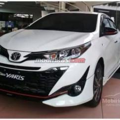 Toyota Yaris Trd Sportivo Cvt 2018 Harga All New Kijang Innova 2016