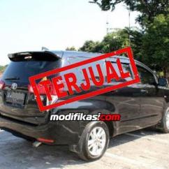Pajak All New Kijang Innova 2016 Alphard Harga Toyota G Km Rendah Panjang