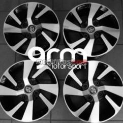 Velg Oem Grand New Veloz All Toyota Altis 2018 Replika Black Polish