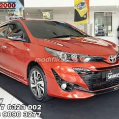 Toyota Yaris Trd Cvt Harga All New Vellfire 2018 1 5 S Gratis Asuransi Jiwa