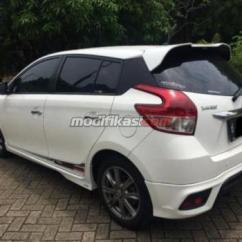 Toyota Yaris Trd Limited Sportivo 2018 2014 Matic Tgn 1 Kunci Key