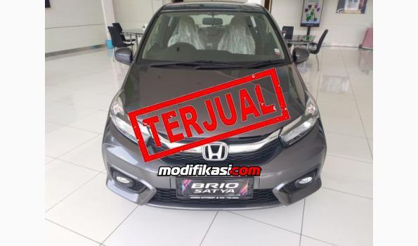 Harga (otr) honda brio 2021 mulai dari rp 151 juta. 2021 Honda Brio, Harga Mobil Honda Brio Satya Bandung Barat