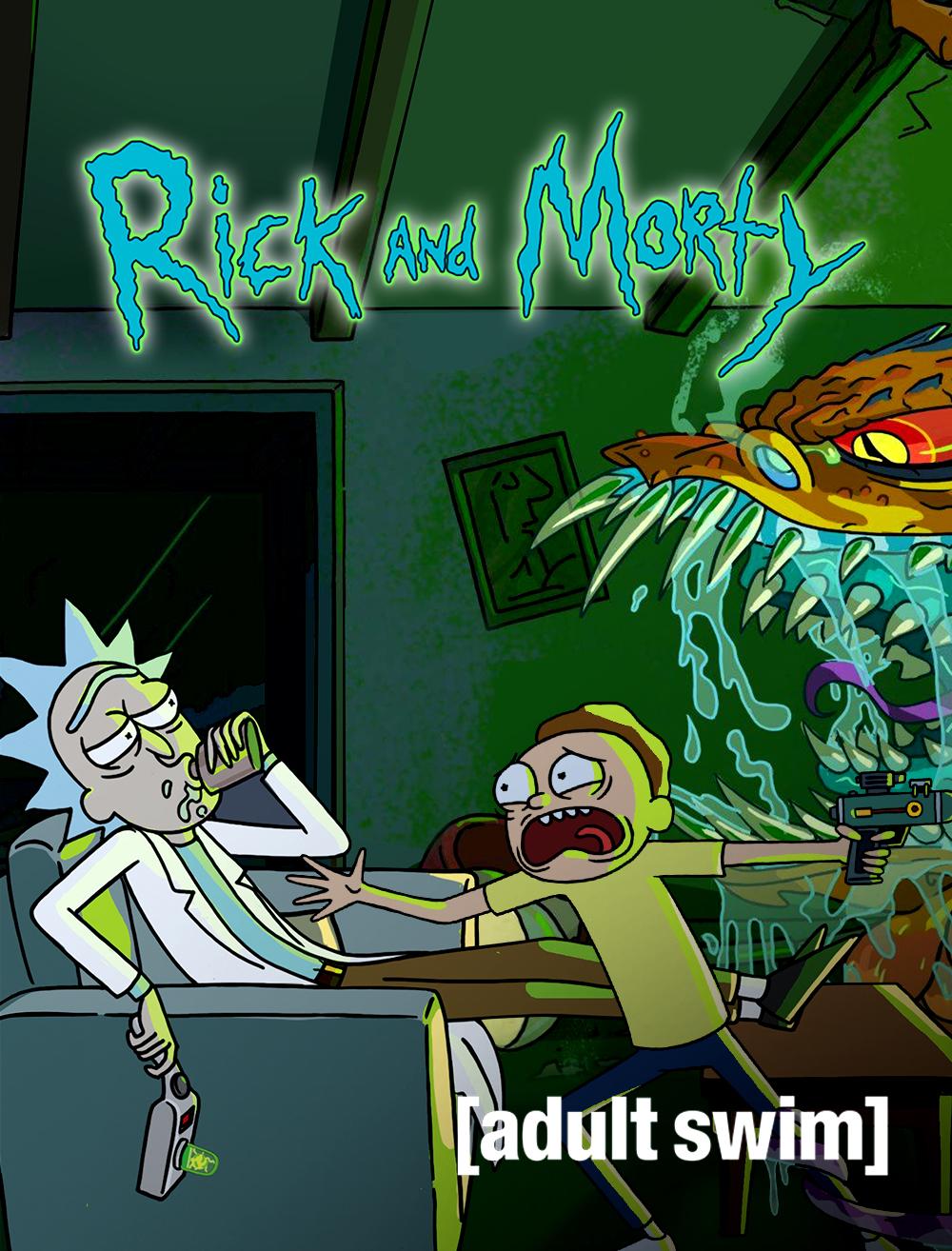 Rick et Morty saison 4 episode 1 streaming | voir films