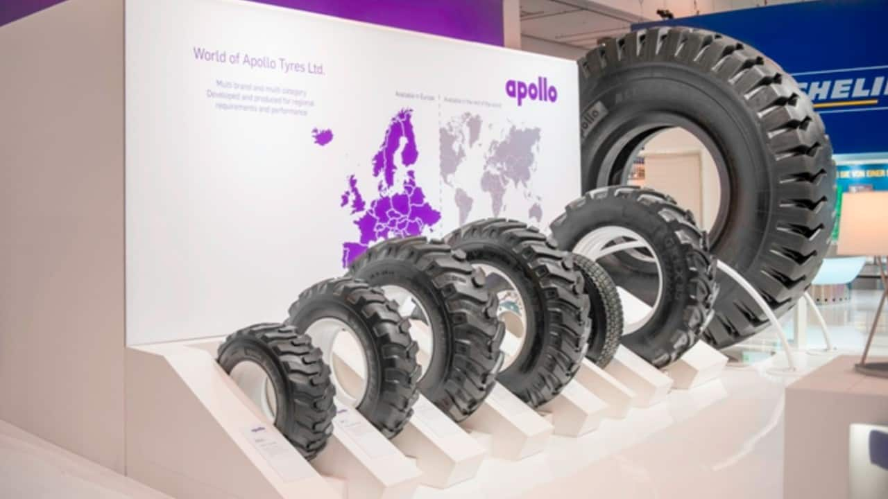 Apollo Tyres | CMP: Rs 243.10 | The stock price gained 6 percent after the company posted over a two-fold increase in its consolidated net profit at Rs 444 crore for the third quarter ended December on the back of robust sales across domestic and international markets. Sales during the period under review grew by 14 percent to Rs 4,965 crore, as against 4,347 crore in the year-ago period, Apollo Tyres said in a statement.