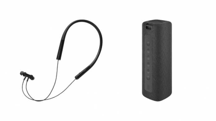 Xiaomi Mi Neckband Bluetooth Earphones Pro, Mi Portable Bluetooth Speaker  Launched In India: Check Price, Features