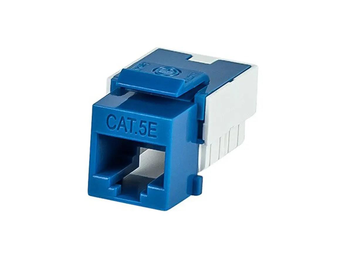 rj45 punch down diagram wiring in series 20x cat5e network lan snap slim
