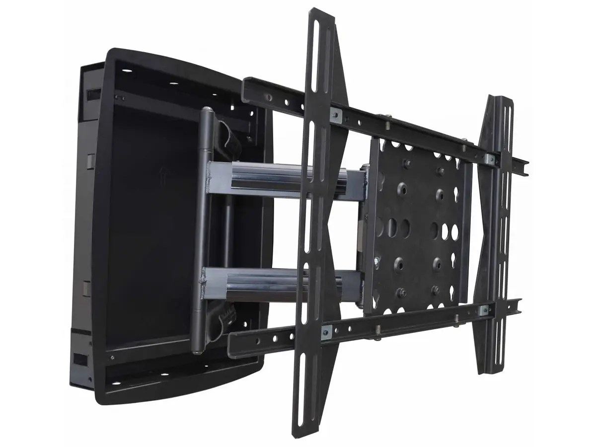 Recessed Series FullMotion Wall Mount Bracket Max 200 lbs 42  63 inch  Monopricecom