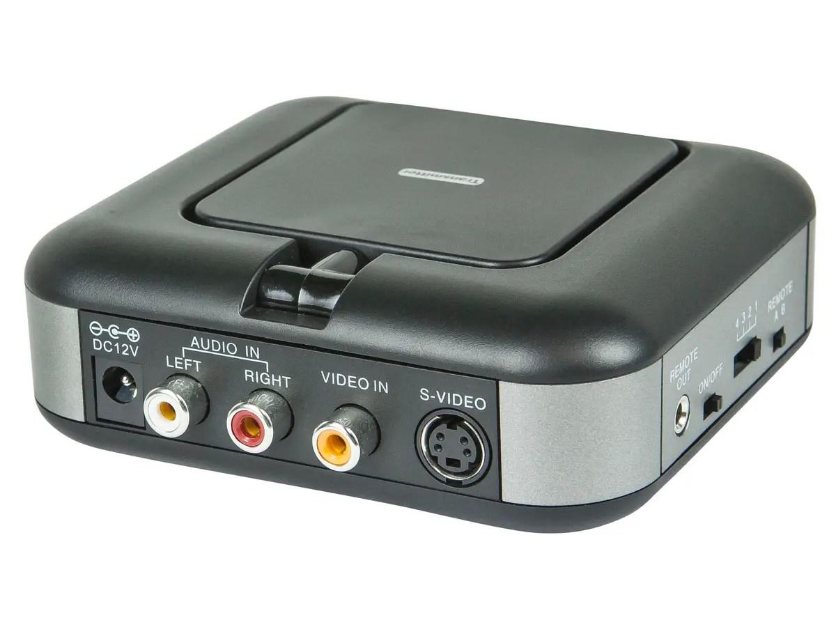 Video Audio Wireless Transmitter