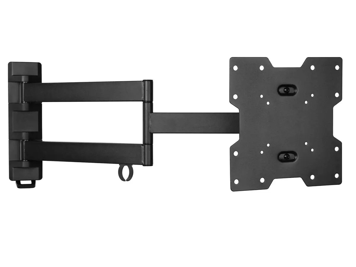 hight resolution of monoprice stable series full motion articulating tv wall mount bracket for tvs 20in to 42in