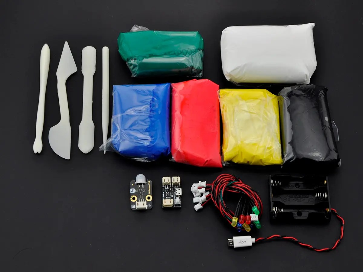 hight resolution of 4claying interactive kit beginner