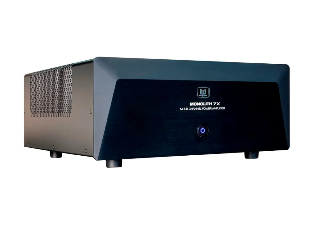 medium resolution of monolith by monoprice 7x200 watts per channel multi channel home theater power amplifier with xlr