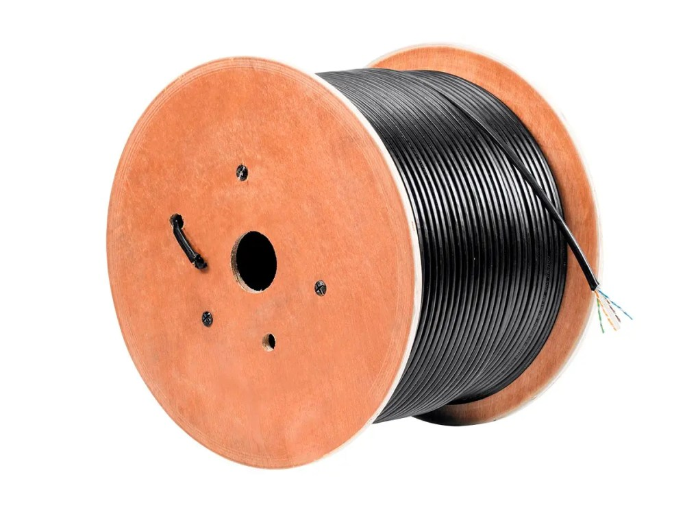 medium resolution of monoprice cat6 ethernet bulk cable stranded 550mhz utp pure bare copper wire