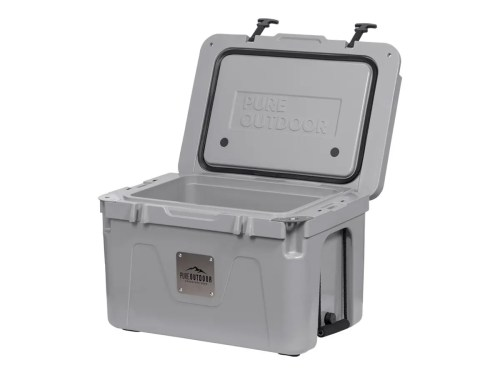 small resolution of pure outdoor by monoprice emperor 80 cooler gray large image 1