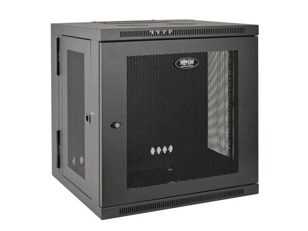 Tripp Lite 10u Wall Mount Rack Enclosure Server Cabinet