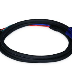 monoprice 6ft vga to 3 rca component video cable hd15 3 rca  [ 1200 x 900 Pixel ]